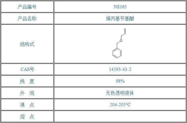 烯丙基苄基醚(14593-43-2)