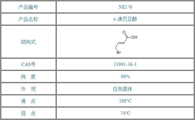 4-溴巴豆酸(13991-36-1)