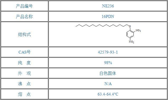 16PDN(42579-93-1)