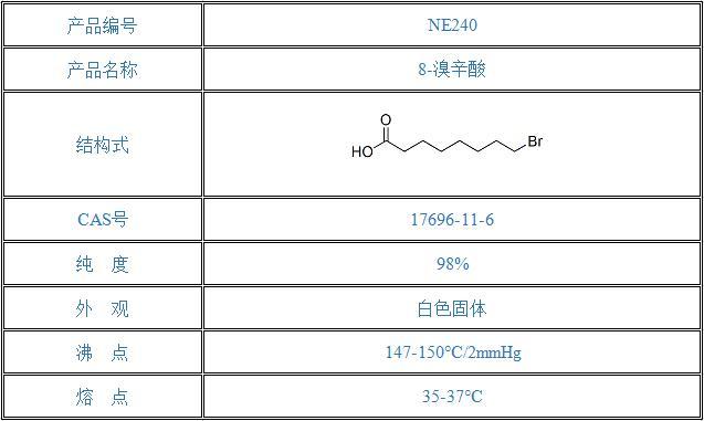 8-溴辛酸(17696-11-6)