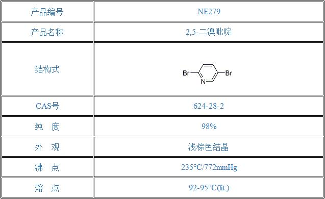 2,5-二溴吡啶(624-28-2)